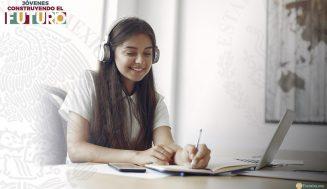 Beca de Jóvenes Construyendo el Futuro sube 15%, recibirán $4,308 mensuales
